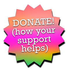 Donate & Learn how your support helps