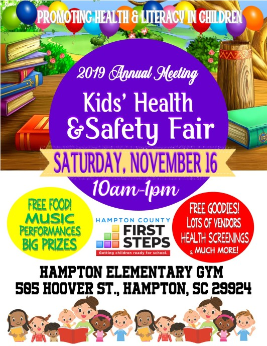 2019 Kids Health Fair 2